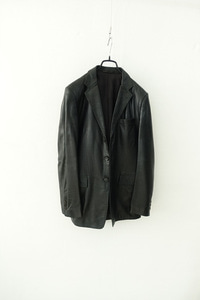 JEAN PAUL GAULTIER OBJECT - leather jacket