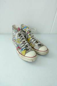 CONVERSE chuck tailor hi - jigaram you are my liver (265)