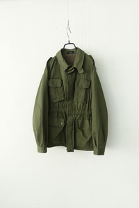 DAILY ABOUT france militay jacket